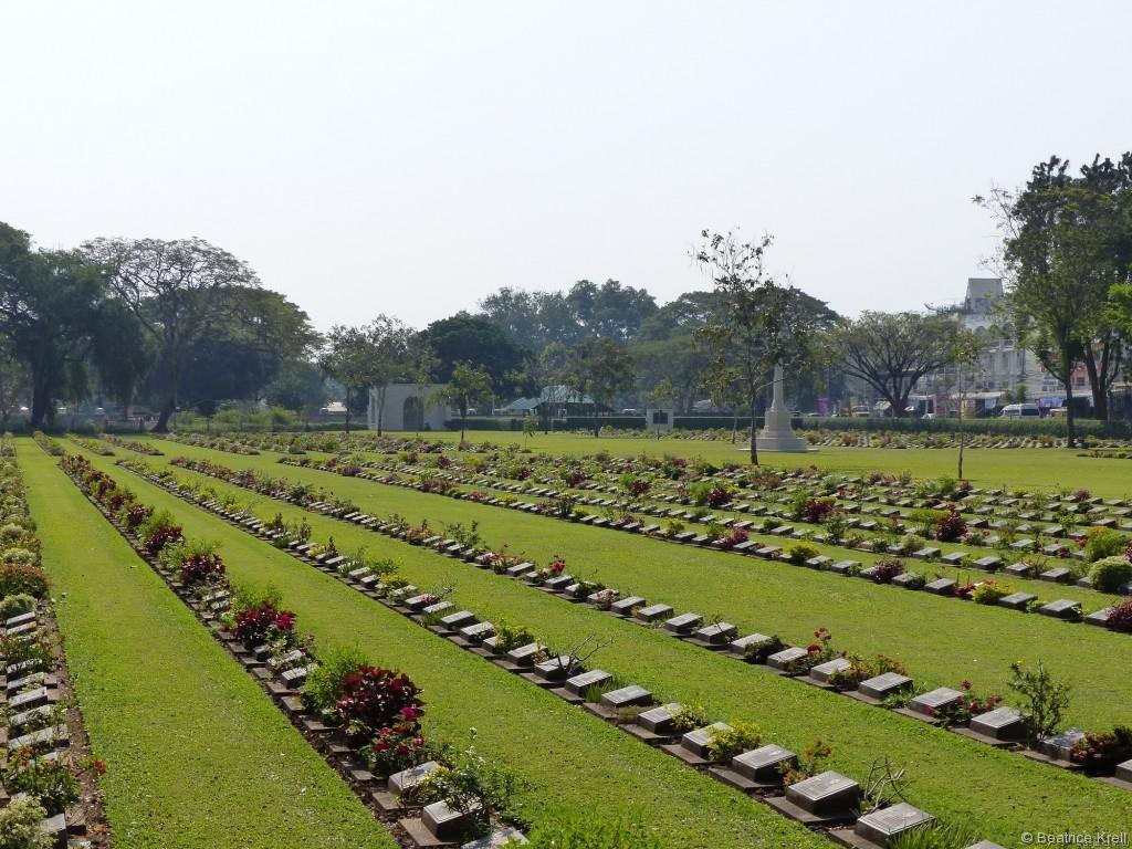 Kanchanaburi War Cemetry