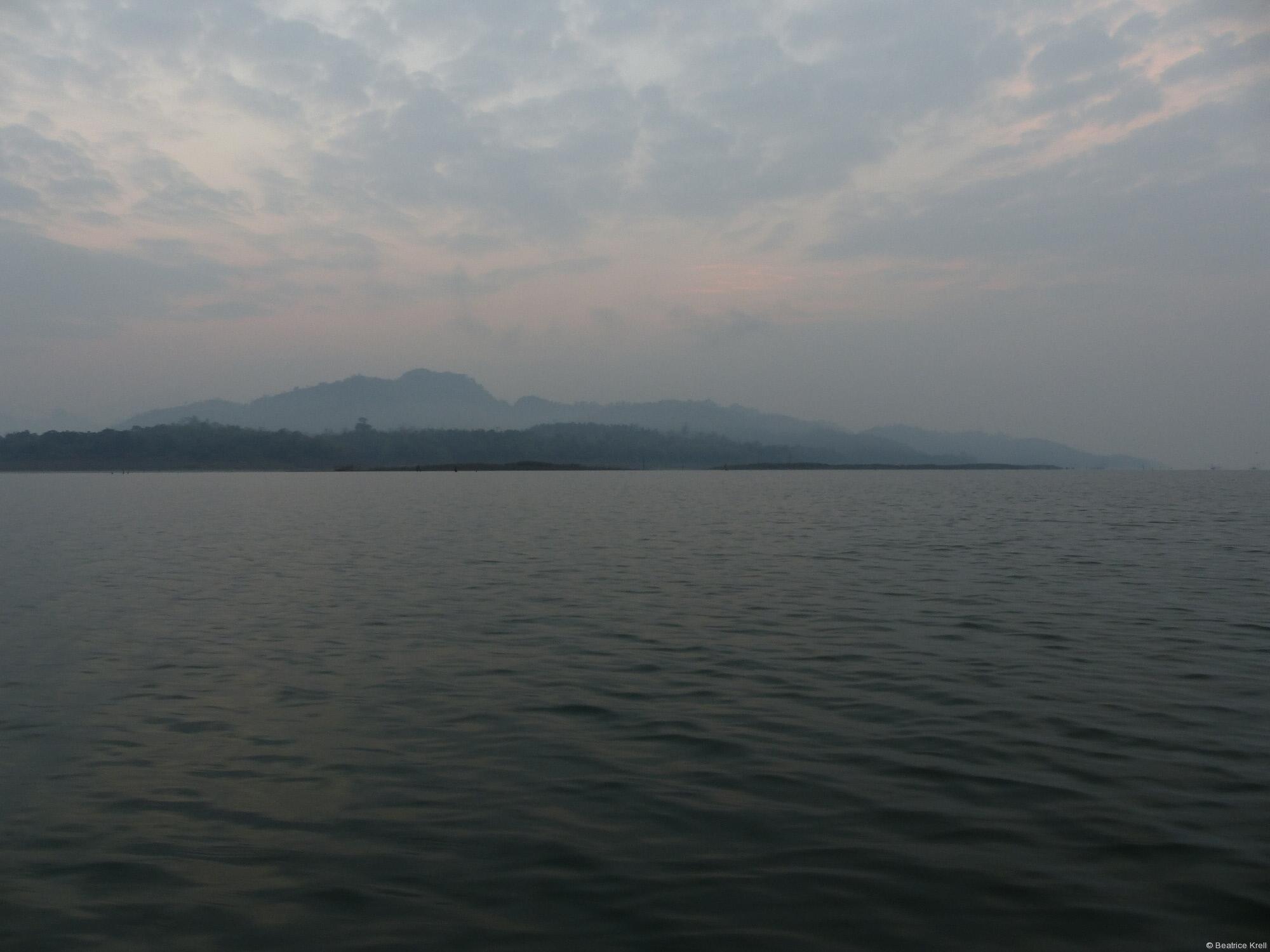 Stausee Vajiralongkorn