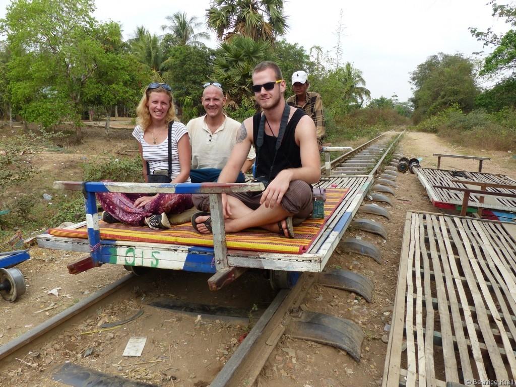 Bambuszugfahrt