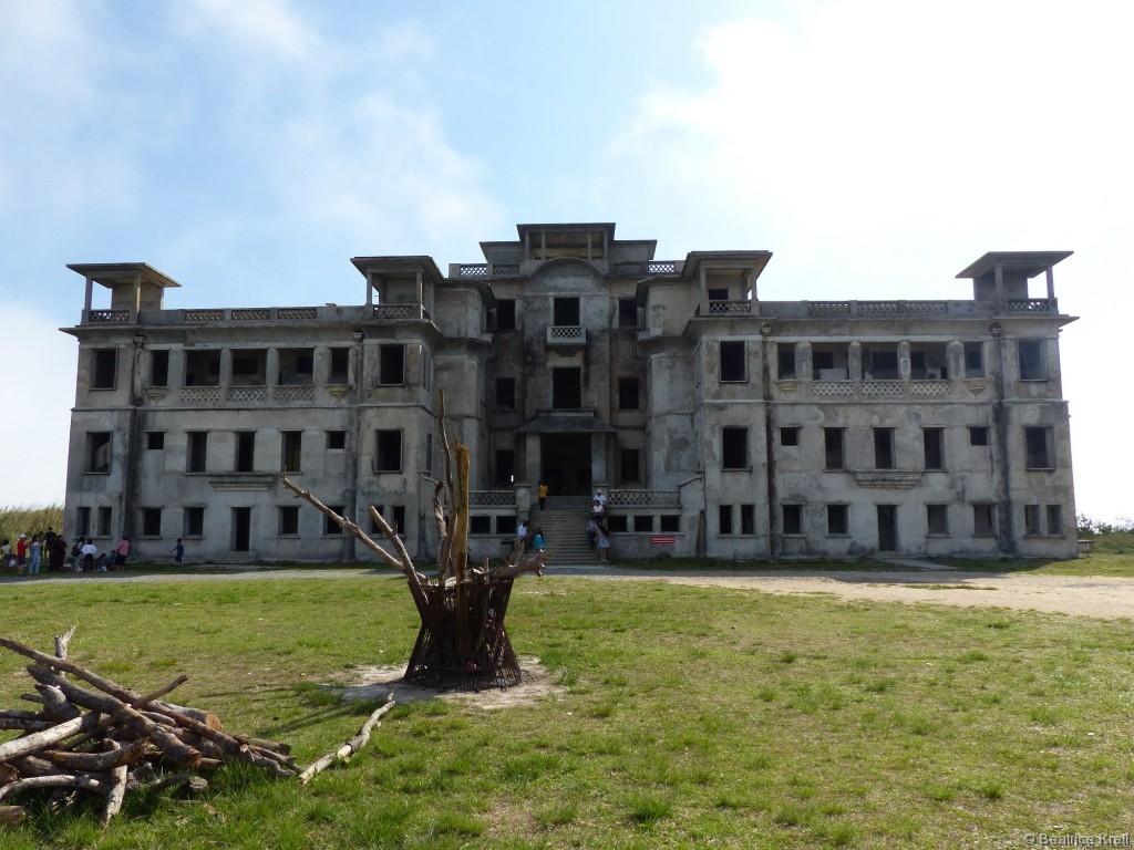 Bokor Palace Hotel & Casino der Bokor Hill Station