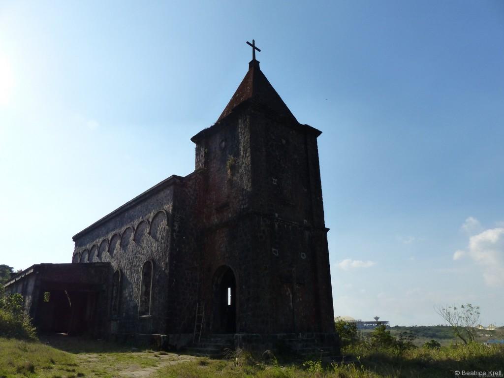 Kirche von Bokor Hill Station