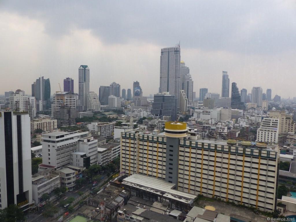 Zurück in Bangkok