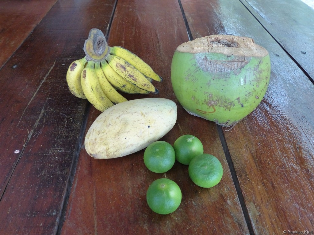 So viele vergeudete Kokosnüsse ....