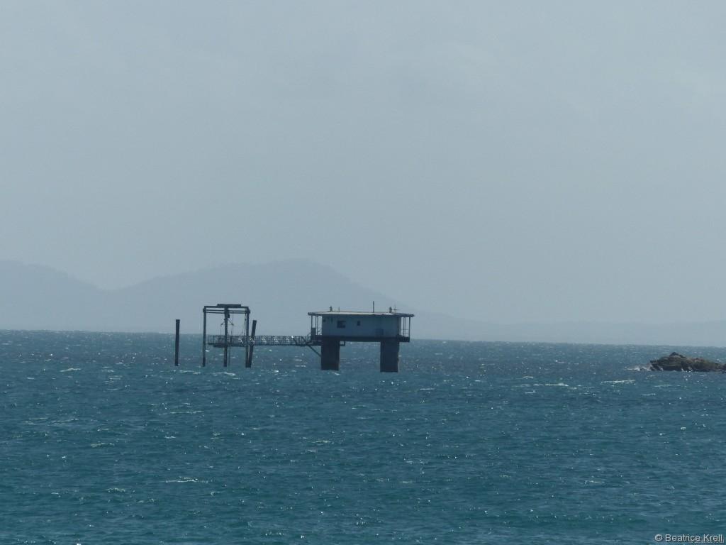 ... und auch der morbide Charme des verlassenen Unterwasserobservatoriums hat mir gefallen.