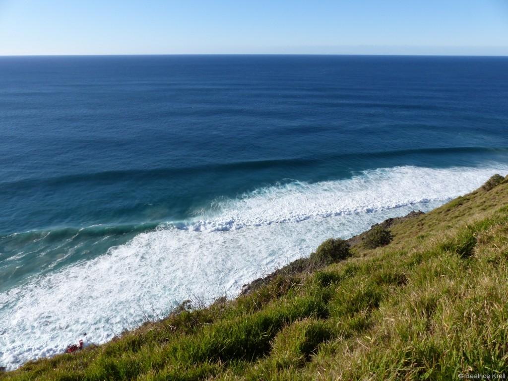 Der Pazifik ist kraftvoll und berauschend schön.