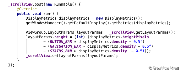 ScrollView Runnable definition